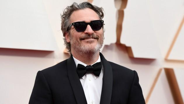 Joaquin Phoenix (Bild: 2020 Invision)