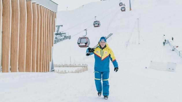 Bartl Gensbichler freut sich schon auf die zwei Weltcup-Rennen im Glemmtal. (Bild: EXPA/ JFK)