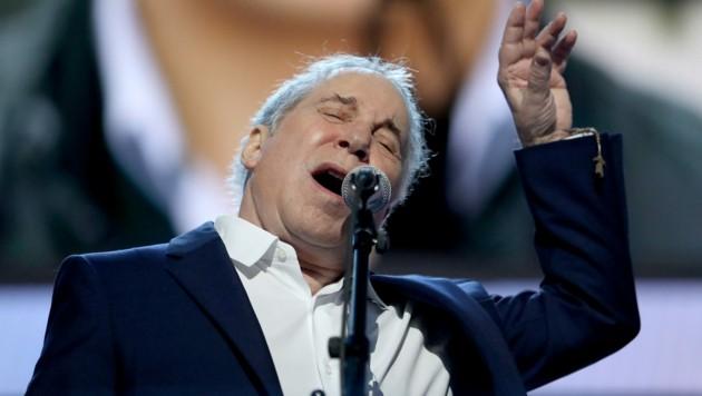 Paul Simon (Bild: APA/Joe Raedle/Getty Images/AFP)