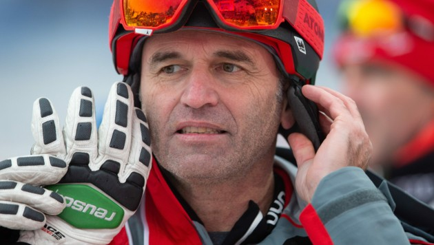 ÖSV-Sportdirektor Toni Giger (Bild: GEPA)