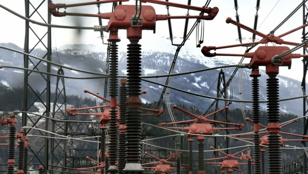 Weniger Strom wird gebraucht (Bild: Andreas Fischer)