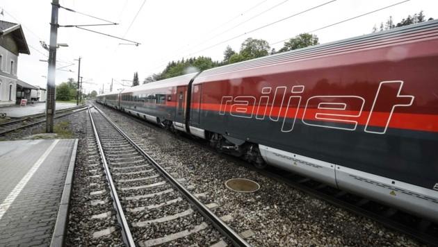 Mit deutlich höherem Budget treiben die ÖBB heuer die Modernisierung der Strecken voran (Bild: Tschepp Markus)