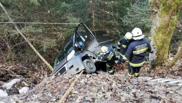 (Bild: Freiwillige Feuerwehr Preitenegg)