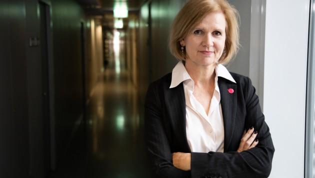 Neos-Gesundheitssprecherin Edith Kollermann. (Bild: NEOS/NÖ)