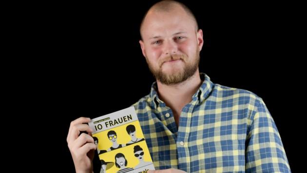 Anti-Date-Doktor Beau James Leonard liest bei Strein (Bild: Photo Baurecht)