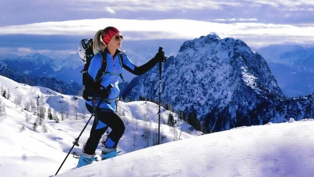 Der Aufstieg durch die Nassfelder Bergwelt ist einfach sensationell. (Bild: Wallner Hannes)