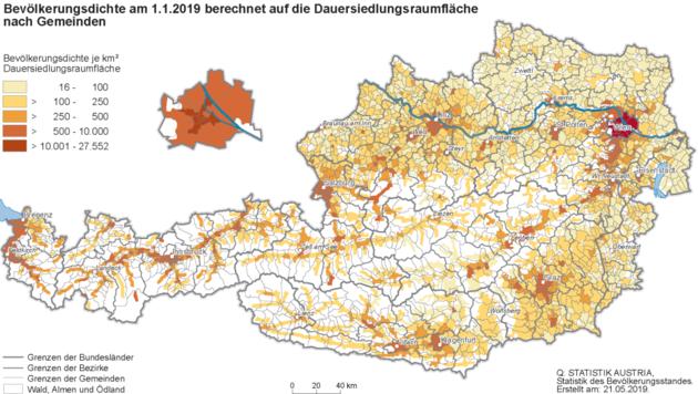 (Bild: Statistik Austria)