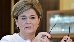 Bettina Glatz-Kremsner, Generaldirektorin der Casinos Austria AG (Bild: APA/HANS PUNZ)