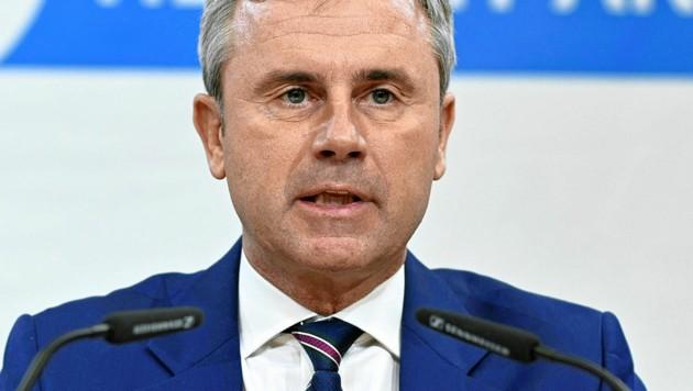 FPÖ-Chef Norbert Hofer ließ die Parteifinanzen prüfen. (Bild: APA/Herbert Neubauer)