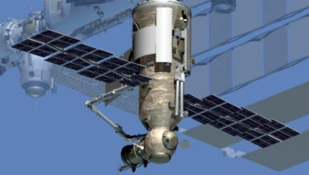 """Das Modul """"Nauka"""" soll eine ganze Reihe von Funktionen erfüllen. (Bild: NASA)"""
