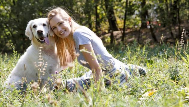 DOG'S LOVE Gründerin Katharina Miklauz. (Bild: Inge Prader)