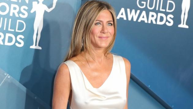Jennifer Aniston bei den Screen Actors Guild Awards 2020 (Bild: APA/Leon Bennett/Getty Images/AFP)