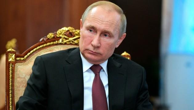 Wladimir Putins Amtszeit als russischer Präsident läuft im Jahr 2024 aus. Wird er danach als Staatsratsvorsitzender die Zukunft des Landes weiter mitbestimmen? (Bild: AP)