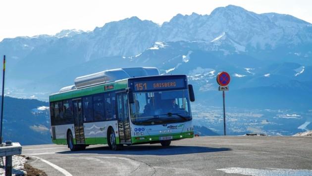 Die Stadt Salzburg verdichtet Takte an Schönwetter-Wochenenden. (Bild: Markus Tschepp)
