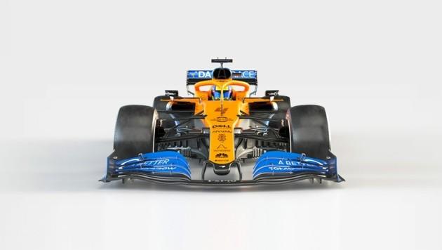 (Bild: McLaren)