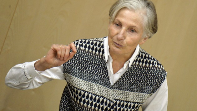 Die Ex-Abgeordnete Irmgard Griss (Bild: APA/HERBERT PFARRHOFER)
