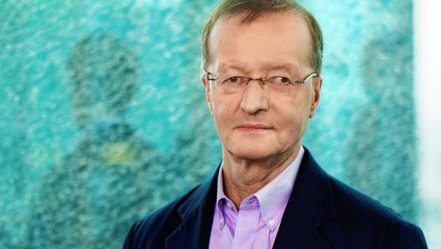 Dr. Norbert Bischofberger (Bild: feelimage.at/Felicitas Matern)