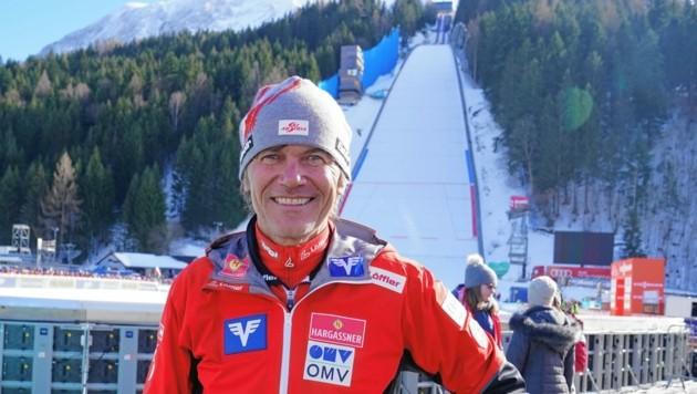 ÖSV-Skisprung-Coach Andi Felder (Bild: Sepp Pail)