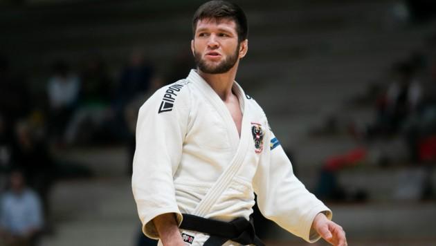 Kimran Borchashvili (Bild: GEPA)