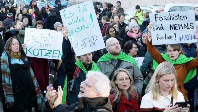 (Bild: APA/dpa-Zentralbild/Bodo Schackow)