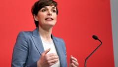 160.000 Parteimitglieder entscheiden über die Zukunft Pamela Rendi-Wagners an der Spitze der SPÖ. (Bild: APA/ROLAND SCHLAGER)