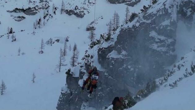 (Bild: Bergrettung Obertraun)