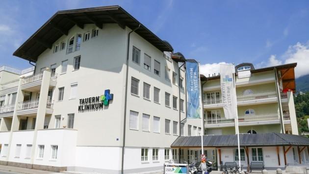 Das Tauernklinikum Mittersill wird zu einem medizinischen Kompetenzzentrum umgebaut (Bild: Gerhard Schiel)
