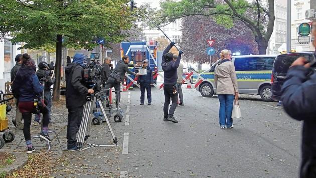 Rekord: Die Vienna Film Commission zählte 2019 684 Filmprojekte. (Bild: Vienna Film Commission)