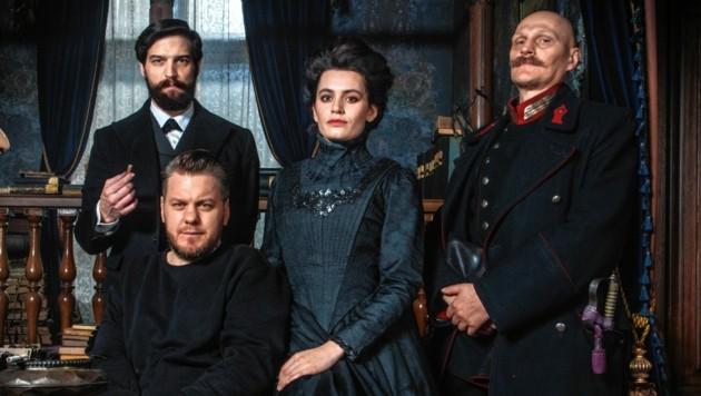 """Vienna goes Netflix: mit der Serie """"Freud"""". (Bild: ORF)"""