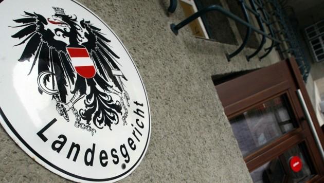 Landesgericht Krems (Bild: APA/Herbert Pfarrhofer)