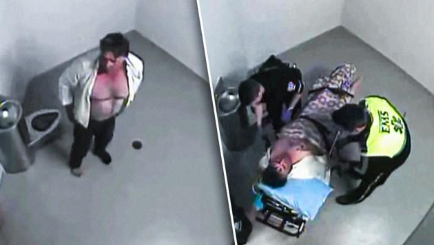 (Bild: RCMP Surveillance Video, krone.at-Grafik)