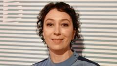Ursula Strauss erhält den Großen Diagonale-Schauspielpreis 2020 (Bild: Alexi Pelekanos)