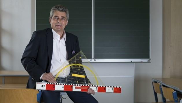 FPÖ-Landtagsklubchef Herwig Mahr hält wenig von der SPÖ-Forderung. (Bild: FPÖ-Landtagsklub)
