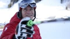 Michael Walchhofer war einer der Stars beim Nite Race in Zell am See (Bild: Tröster Andreas)