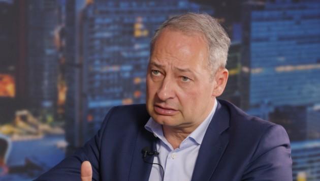 Andreas Schieder, Delegationsleiter der SPÖ im EU-Parlament