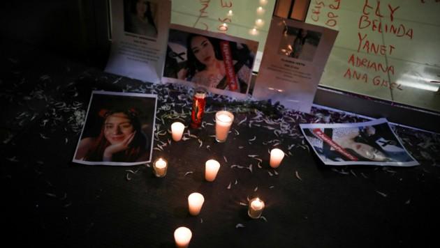Die 25-jährige Ingrid Escamilla war von ihrem Mann brutal getötet und verstümmelt worden. (Bild: AP)