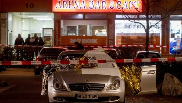 Der zweite Tatort: Das Arena Bar & Café (Bild: AP)