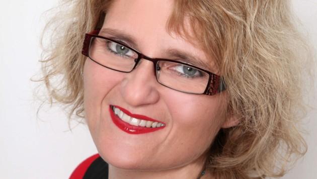 Sexualberaterin Doris Kaiser (47) aus Linz (Bild: Eva Giritzer, Sprachbild)