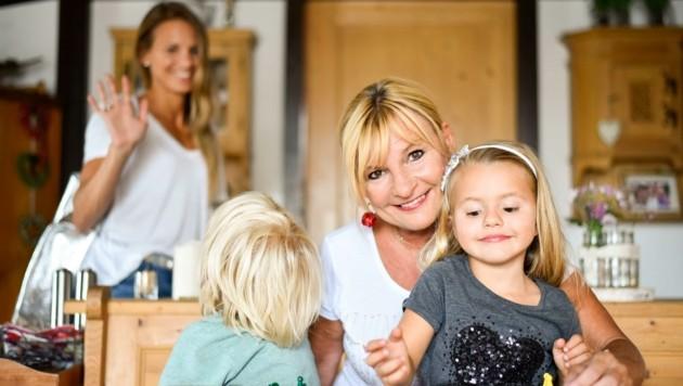 Rund 580 Tagesmütter betreuen in Oberösterreich etwa 2000 Kinder (Bild: Markus Wenzel)