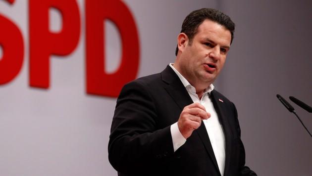 Hubertus Heil (SPD) (Bild: AFP/Odd Andersen)