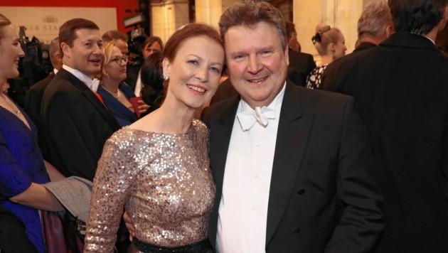 Ludwig Güttler Ehefrau