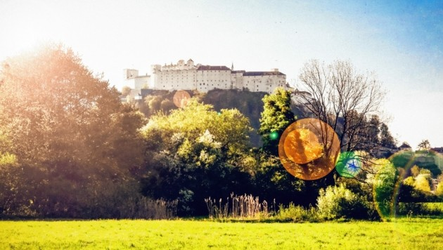 Festung Salzburg (Bild: ANDREAS TROESTER)