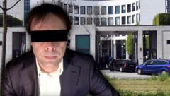 """Tobias R. zeigte bei der Bundesstaatsanwaltschaft eine """"Geheimorganisation"""" an. (Bild: AFP, youtube.com, krone.at-Grafik)"""