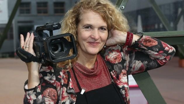 Carola Mair (58) macht Dokumentarfilme über Tabuthemen. (Bild: Chris Koller)