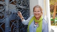 Inez Reichl, Chefin der Salzburger Fremdenführer, gibt ab morgen um 9 Uhr Führungen. (Bild: Dengel Waltraud)