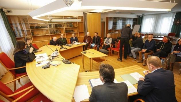 Zweite Klage, zweiter Prozess: Am 2. März wird wieder im Bezirksgericht Hallein verhandelt. (Bild: Tschepp Markus)