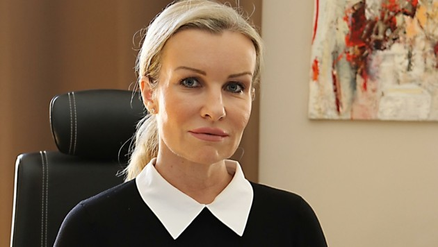 Die Grazer Anwältin Karin Prutsch vertritt die Tochter der Verstorbenen (Bild: Jauschowetz Christian)