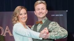 Dancing Star Michaela Kirchgasser mit Tanzpartner Willi Gabalier. (Bild: Starpix / Alexander Tuma)