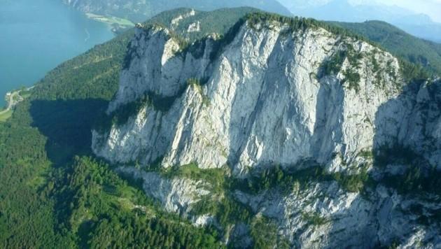 Die Drachenwand ist vor allem bei Kletterern und Wanderern beliebt (Bild: APA/POLIZEI)