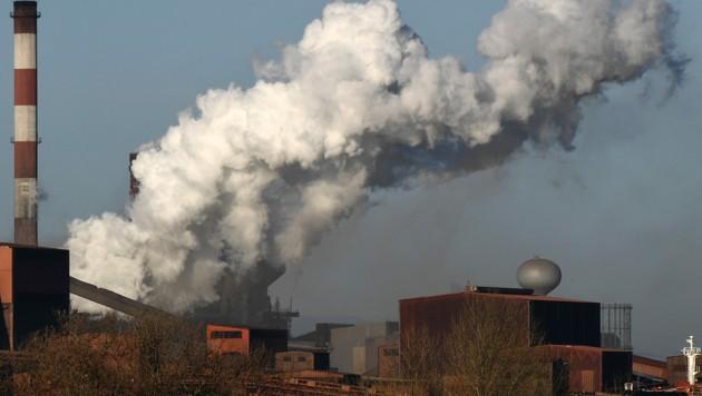 Dutzende Konzerne sollen jahrelang den Klimawandel-Skeptiker Frits Böttcher finanziell unterstützt haben. (Bild: AFP)